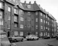 Mijn straat; de Houtrijkstraat